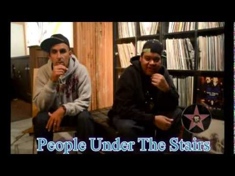 Exclusive Interview with People Under The Stairs