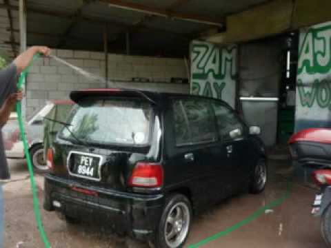 car spray/cat kereta civic  kancil  saga wira