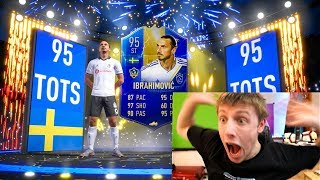 GREATEST TOTS PACK OPENING SO FAR.... FIFA 19