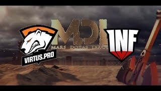 VP vs Infamous 2017 Mars Dota 2 League Highlights Dota 2