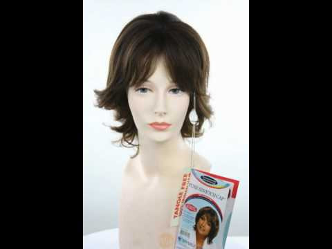 Human Hair Wigs - H203 by Beverly Johnson/ Best Wig Outlet (#BJ37022 color shown: FS4-30)
