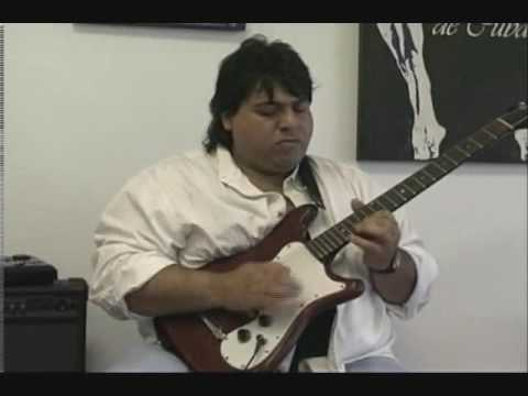 Best Guitar Player in the World - Don't Try This @ Home - Lead Guitar Solo #1