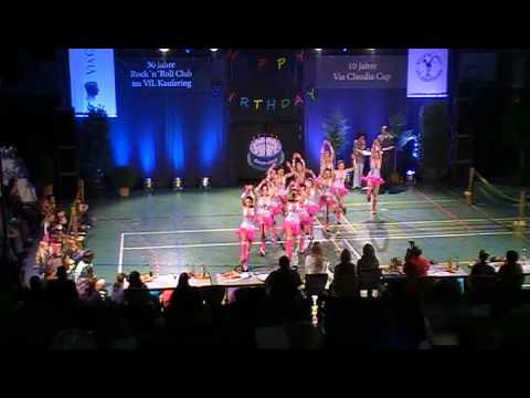Fantasy Girls - Via Claudia Cup 2011