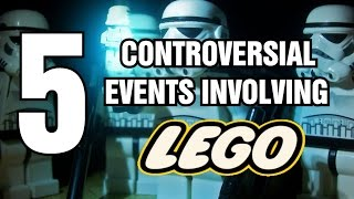 Top 5 Controversial Events Involving LEGO