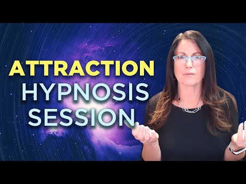 Attraction Hypnosis Session