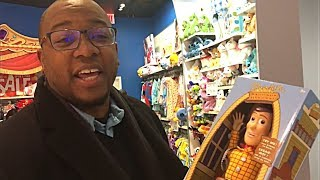 TOY HUNTING WITH A SPECIAL GUEST AT THE MALL & MORE!