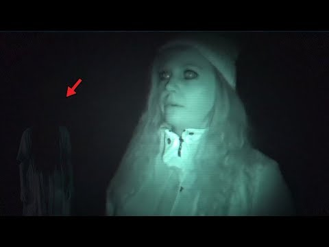 5 CREEPIEST & Most HAUNTED Places With Video Footage...