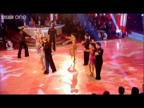 Semi Final: Opening Pro Dance Jive