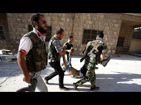 Mosaic News - 09/05/12: Violence Rages Across Syria as Battered Aleppo Loses 115 Lives