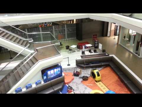 Westinghouse Hydraulic Glass Elevator and Fair Oaks Mall Renovations, Fairfax, Va