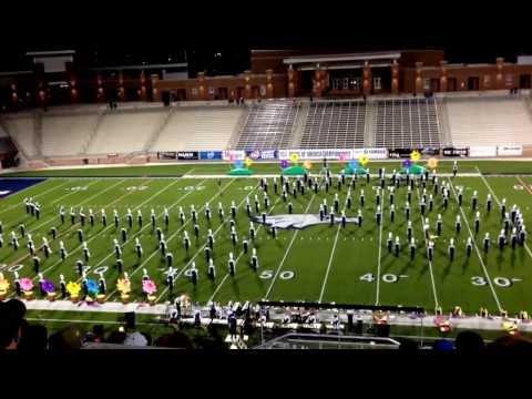 Keller High School Band 10-12-13 Bands of America Allen, Texas ~