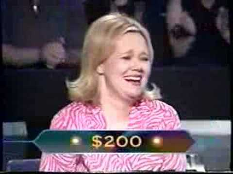 1/2 Caroline Rhea on Millionaire (comedy edition) Video