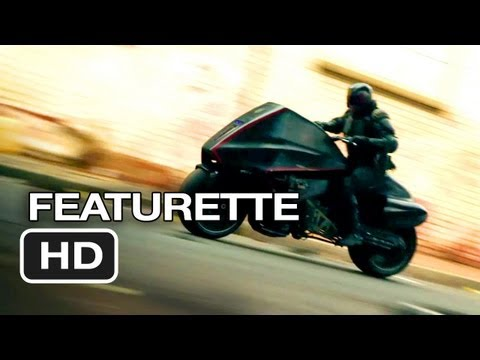 Dredd Featurette - Gear (2012) - Karl Urban, Olivia Thirlby Movie HD