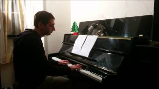 Fairytale of New York - The Pogues - Piano Instrumental