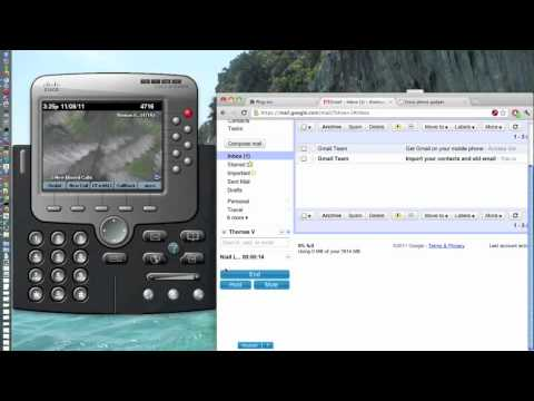 Cisco Phone Gadget Youtube