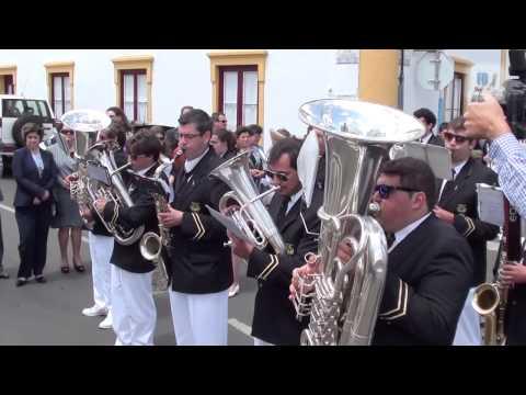 Dia de Bodo Agualva Ilha Terceira 08 06 2014