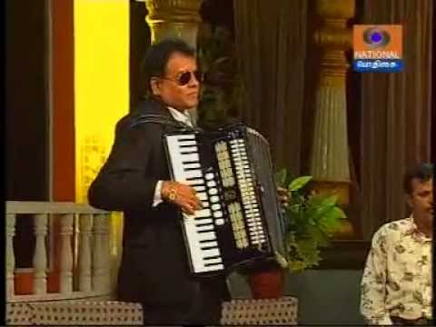 Podigai Tv Thullatha Manamum Thullum, Patrick, Accordion.mpg video