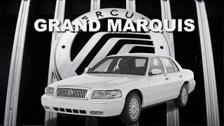 LA HISTORIA DEL MERCURY  GRAND MARQUIS // FORD GRAND MARQUIS
