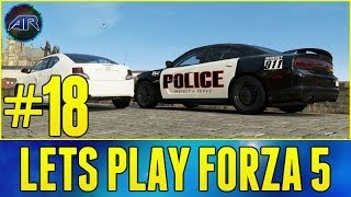 "Let's Play : Forza 5 - Part 18 ""POLICE CAR CHASE"""