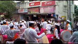 DHOL TASHA MUSIC   MARATHI   LEZIM   DHOL PATHAK   PUNE   GANESH FESTIVAL