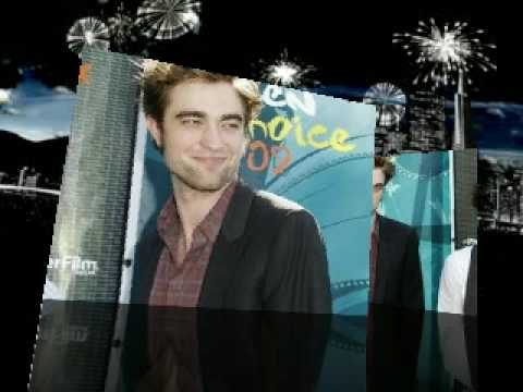 Twilight cast at the TEEN CHOICE AWARDS 2009