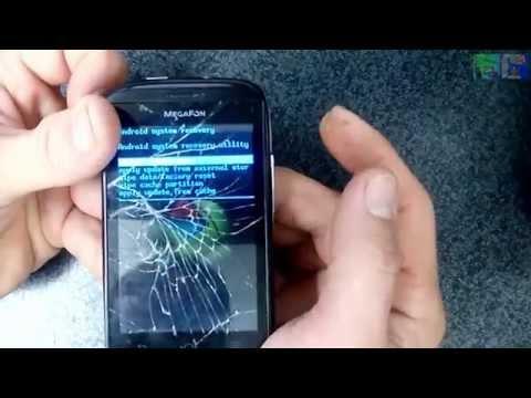 Как прошить телефон мегафон