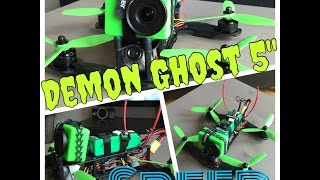 Demon Ghost 5   Speed