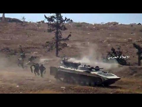 Сирия: бои за Алеппо возобновились