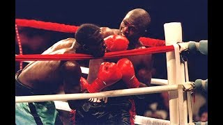 James Toney vs Tim Littles - Highlights (Toney KNOCKS OUT Littles)