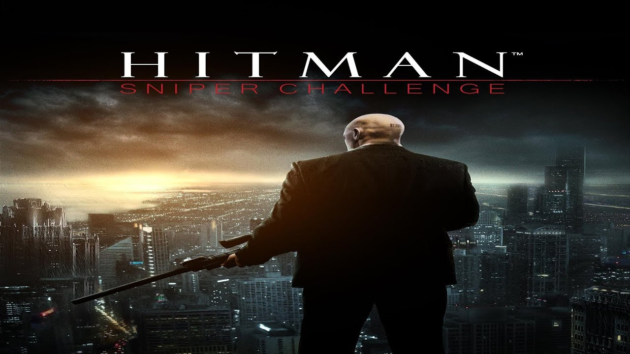Hitman Sniper Wallpaper Hitman Sniper Challenge pc