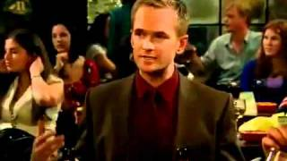 How i met your mother bloopers Season 2