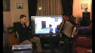 An Accordion Started To Play