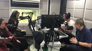 GAC bikin lagu untuk ASEAN GAMES 2018 di Gen FM (Ngakak Abis)