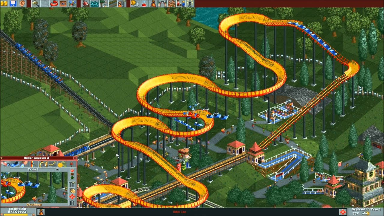 Roller coaster tycoon nude patch adult videos