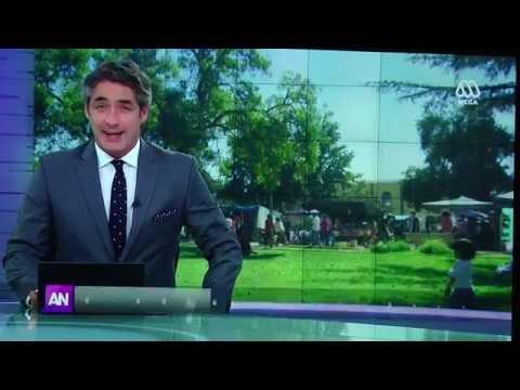 Ahora Noticias Plaza de Armas de Paine