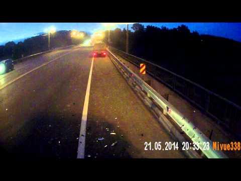 Пьяный водитель стал виновником ДТП на 95 километре трассы М-3 «Украина»