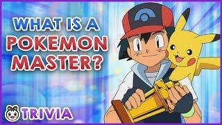 Pokemon Master FULLY EXPLAINED!   Pokemon Anime Trivia (Feat. Lumiose Trainer Zac)