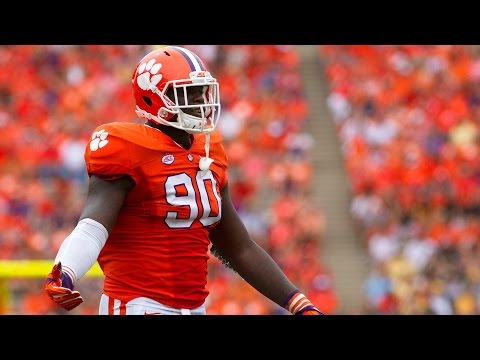 Clemson's Shaq Lawson On His Defense's Success | Orange Bowl Media Day