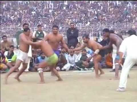 Commissioner Gold Kabaddi Cup Final, Faisalabad