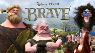 Brave | Dirty Hairy People | Disney Pixar