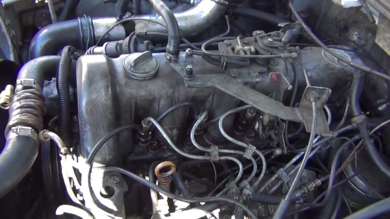 Dodge Dakota Pickup Truck With 5 Cilinder Turbo Diesel