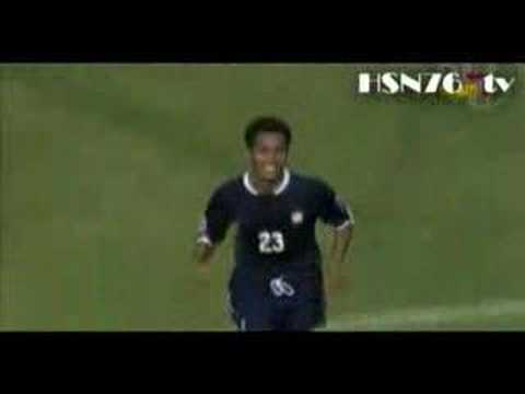 AsianCup 2007 Thailand 2 vs 0 Oman