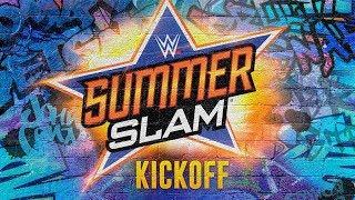 Download WWE SummerSlam Kickoff: Aug. 20, 2017 3Gp Mp4