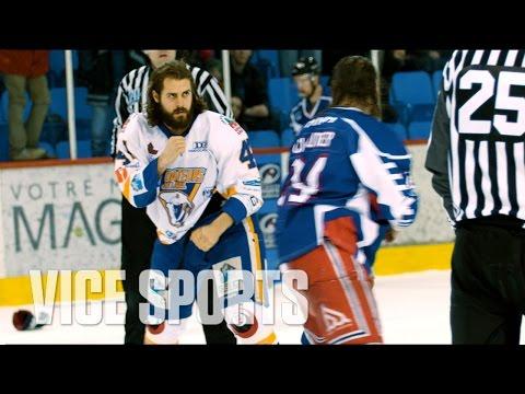 Drop The Gloves: Canada's Toughest Hockey League