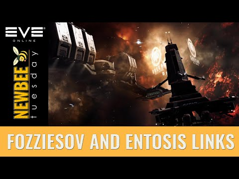 EVE Online: FozzieSov and Entosis Link Mechanics