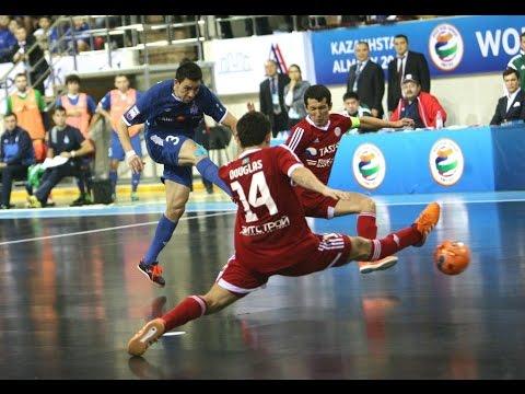 DYNAMO vs KAIRAT. World Futsal Supercup.Final.03/10/2014