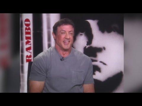 Stallone returns to Rambo AND Rocky!
