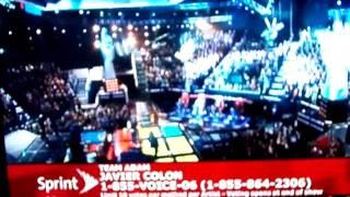 Javier Colon-The Voice-Fix You-6/28/11
