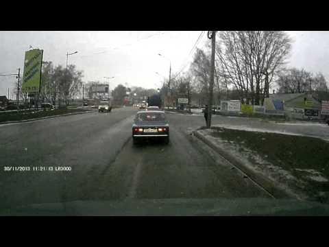 Сбил пешехода. Ульяновск