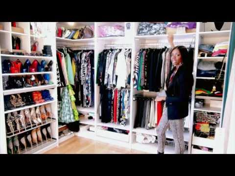 My Closet Setup (Highly Requested & Super Detailed :-)